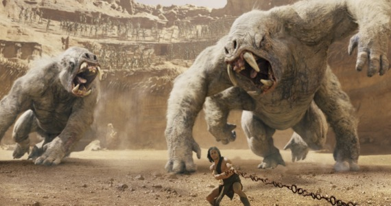 John Carter: Not Your Father's Disney…Or Even Your Big Sister's
