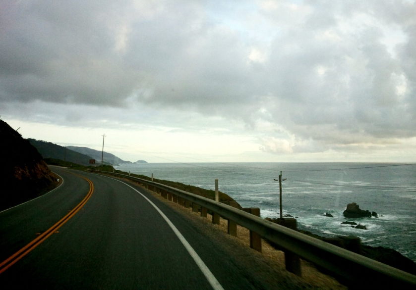 Monterey 2011 - Oceanside Highway